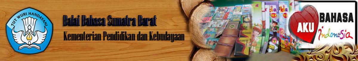 Balai Bahasa Provinsi Sumatera Barat